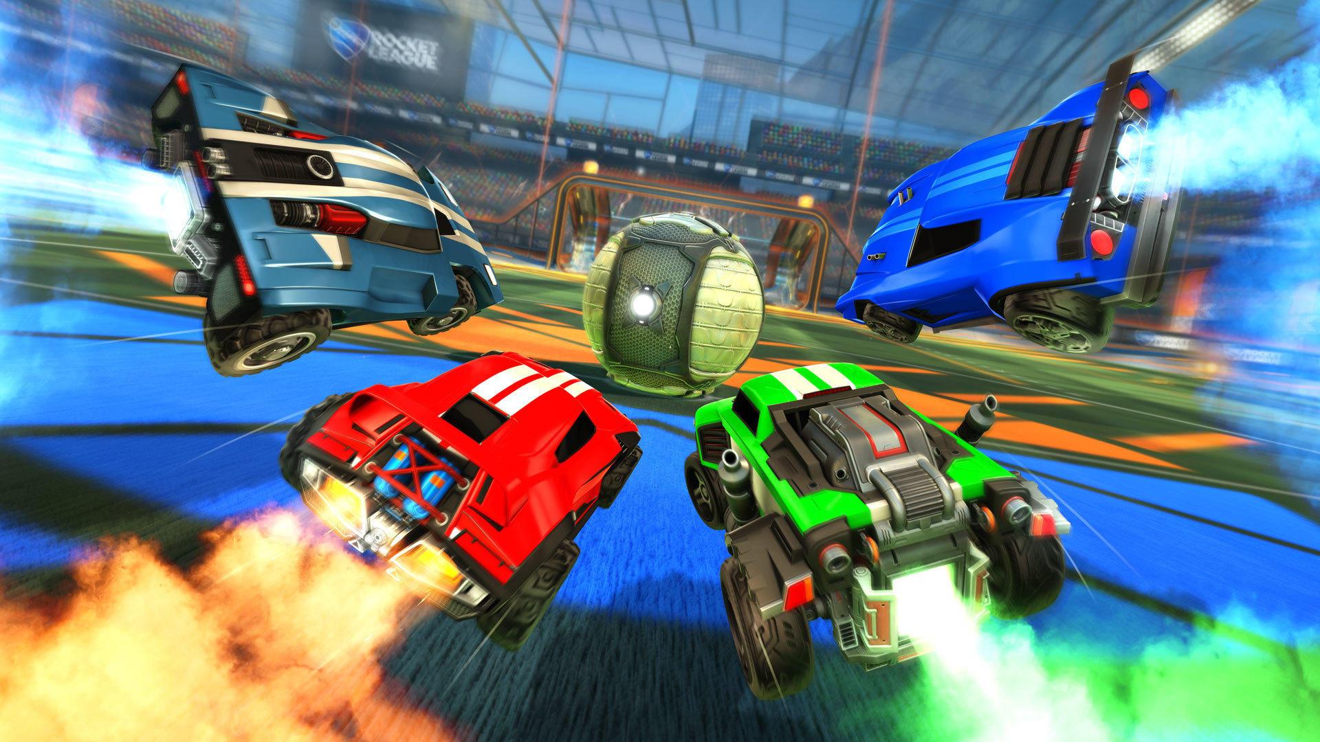 Rocket League : un esprit d'équipe au cœur du match
