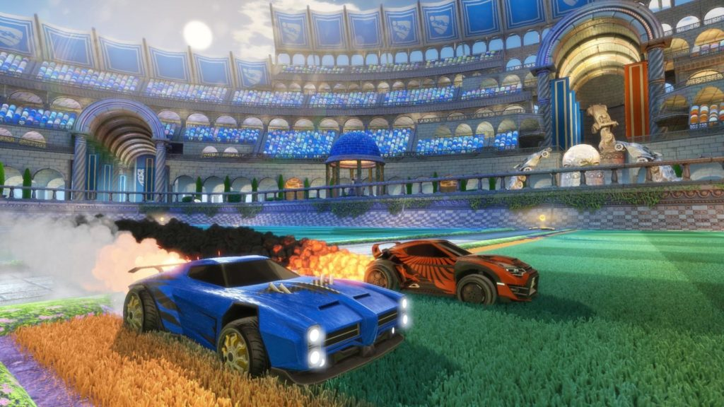 rocket league 11