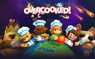 Overcooked : Faites chauffer les fourneaux !