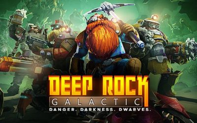 Deep Rock Galactic : Les Nains de l'Espace