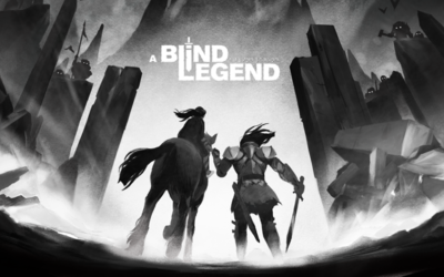 A Blind Legend: incarnez un chevalier aveugle